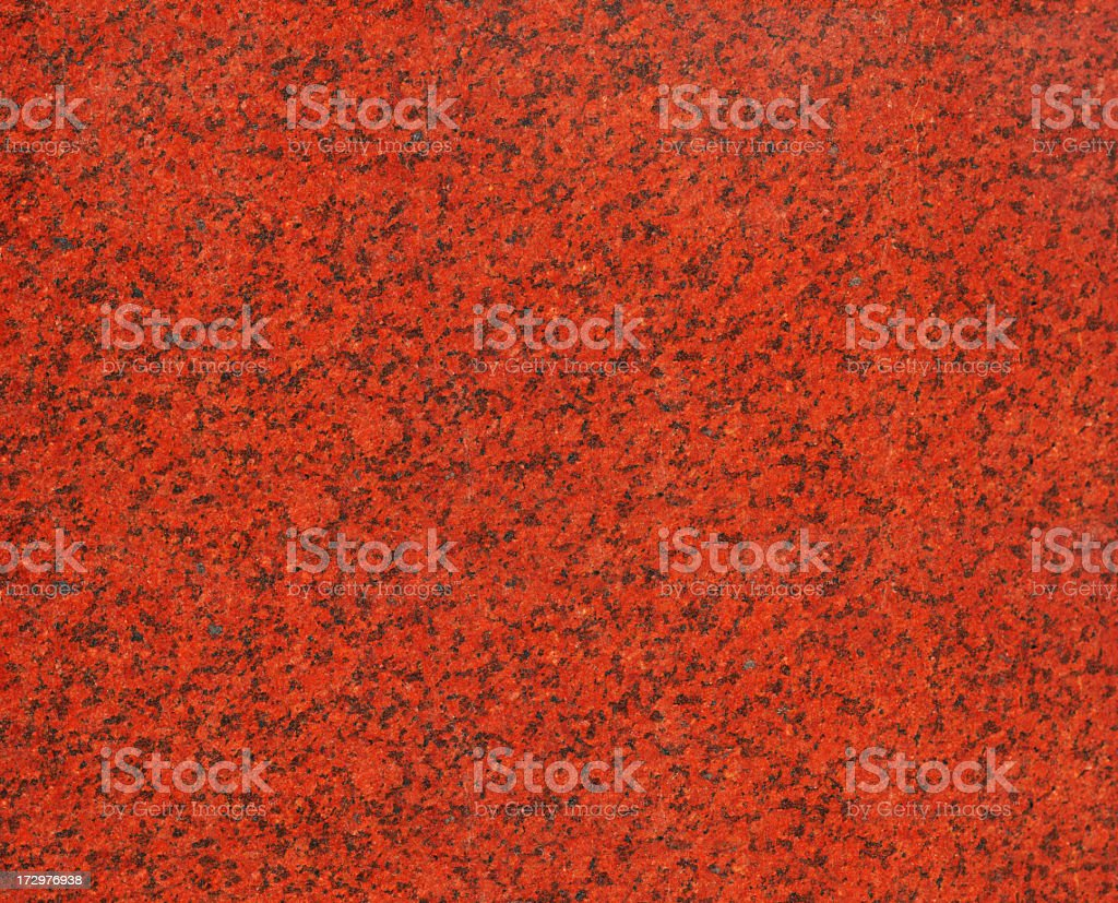 Imperial Red or Lakha Granite XXL royalty-free stock photo