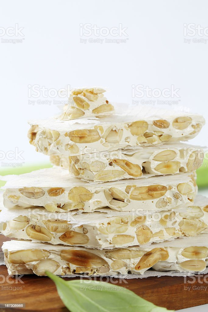 imperial tart slices royalty-free stock photo