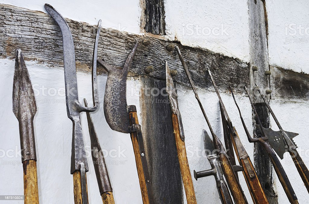 implements royalty-free stock photo