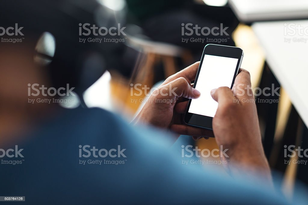 Important business tools stock photo