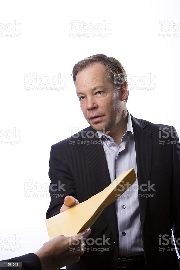 Important Document royalty-free stock photo