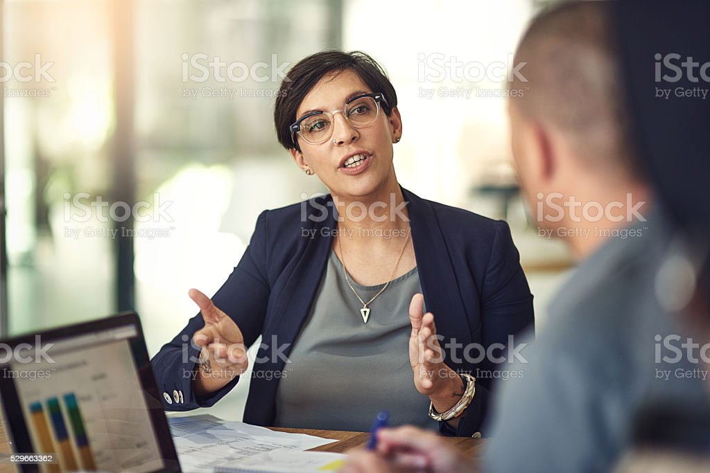 Impossible only means that you haven't found the solution yet stock photo