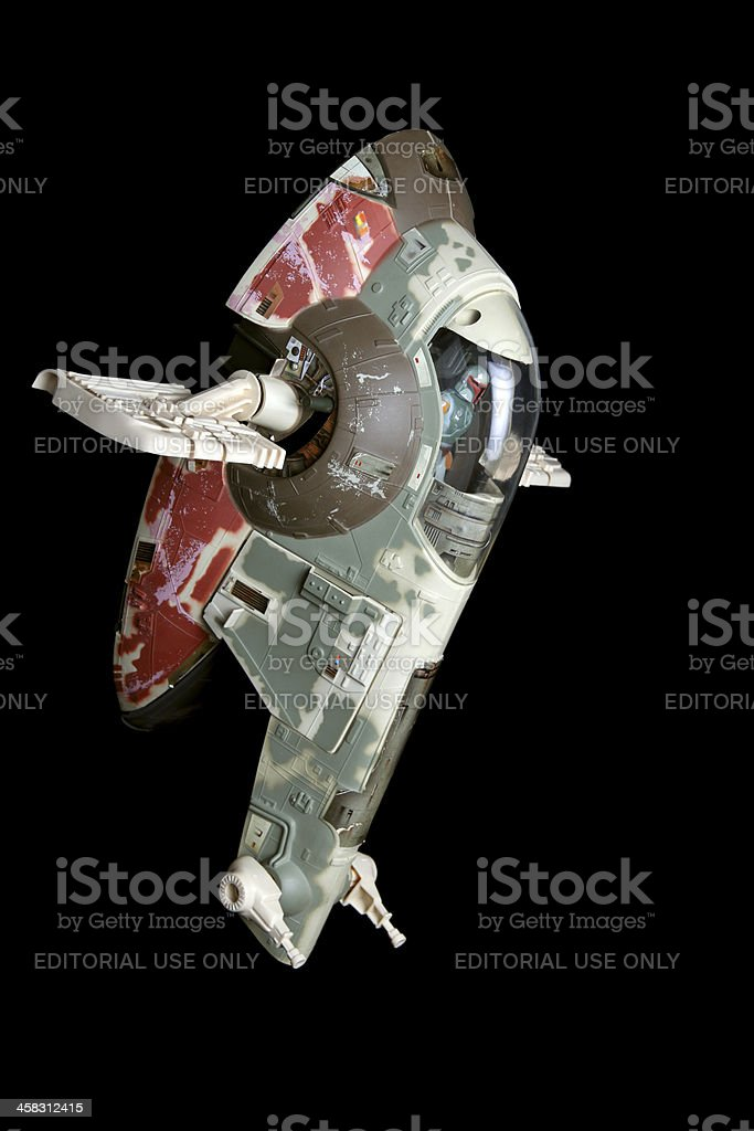 Impossible to Evade stock photo