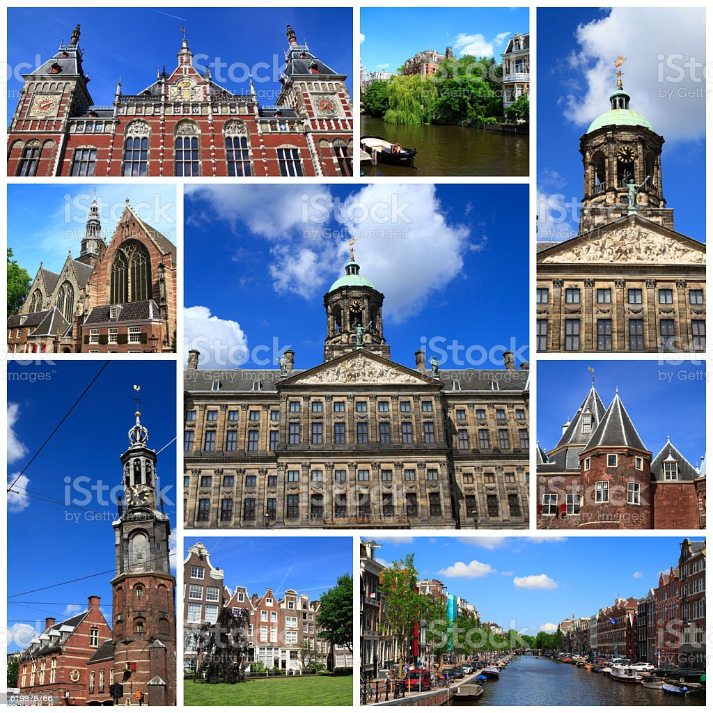 Impressions Of Amsterdam stock photo 619978766 | iStock