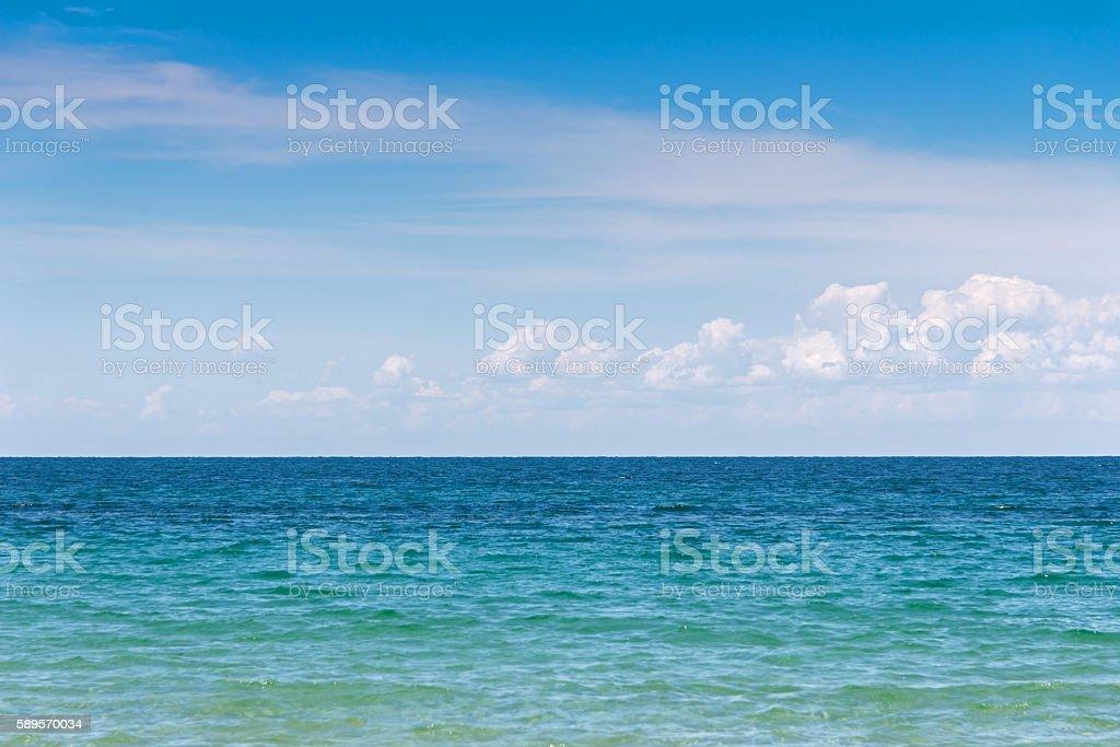 Impressive seascape. royalty-free stock photo