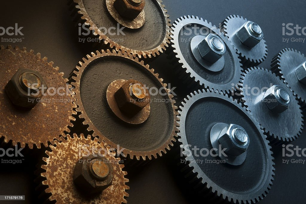 Improving Economy stock photo