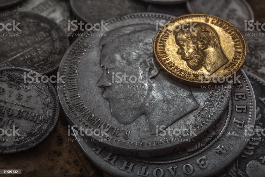 in a shadow of centuries stock photo