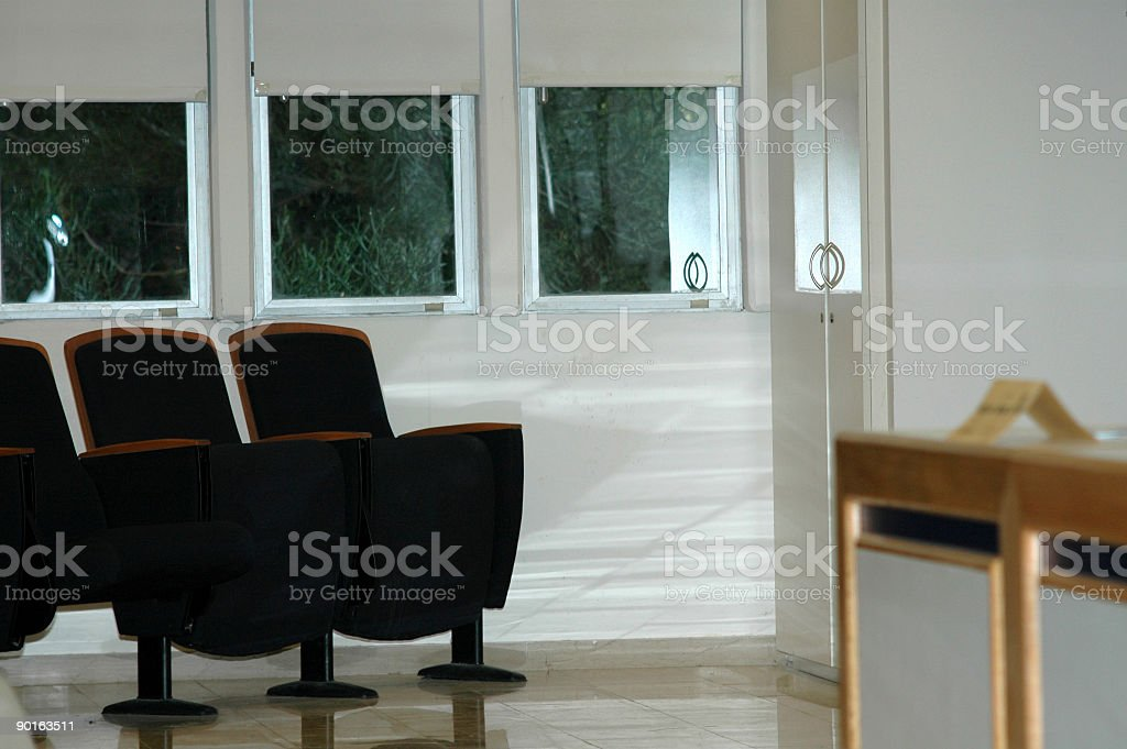In and Out stock photo