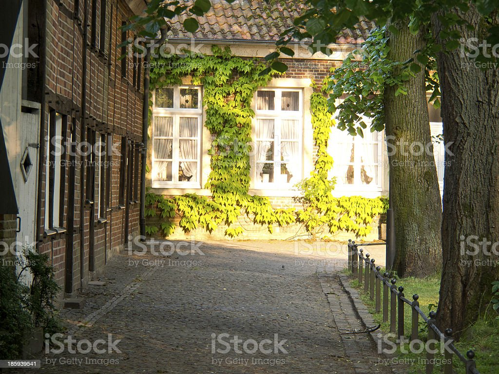 in Billerbeck royalty-free stock photo