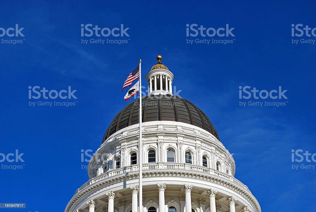 In California We Trust by Lisa Woodburn stock photo