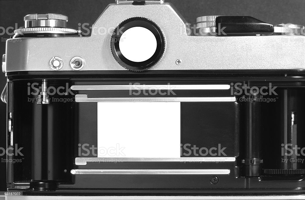 In Camera royalty-free stock photo