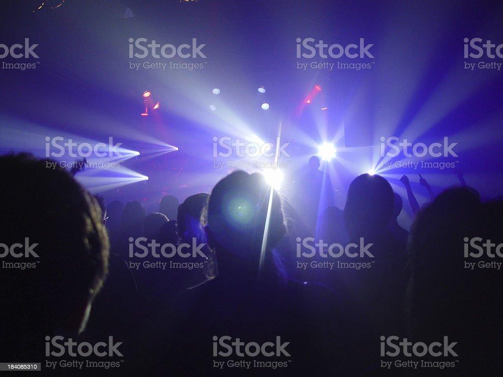In Concert stock photo