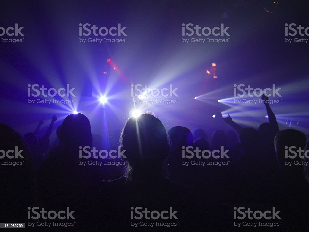 In Concert royalty-free stock photo