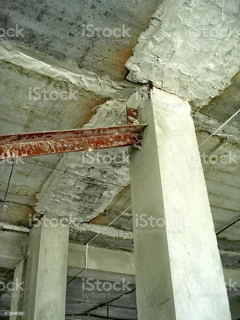 In Construction stock photo