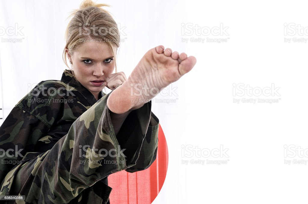 In Dojo stock photo