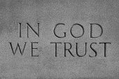 In God We Trust, Chiseled Stone