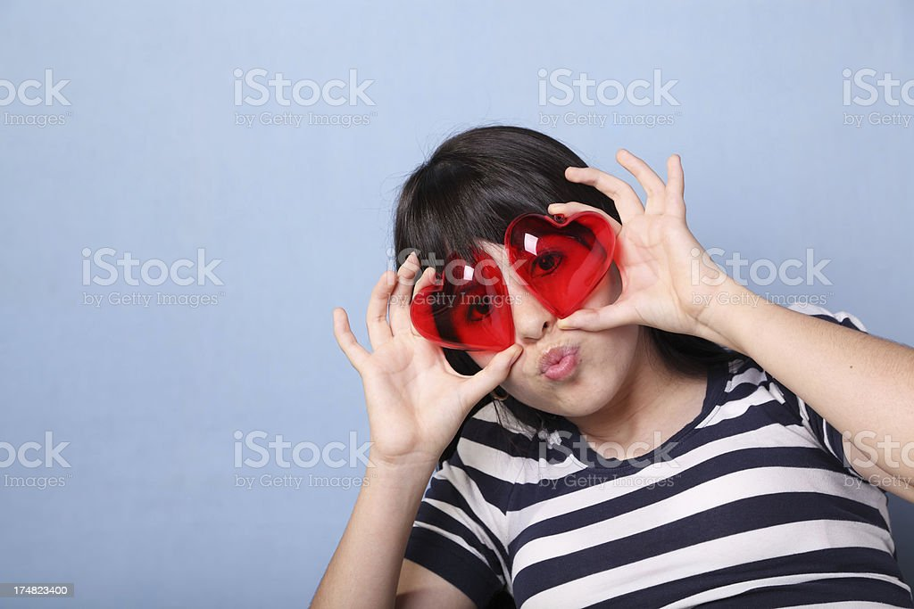 In Love! royalty-free stock photo