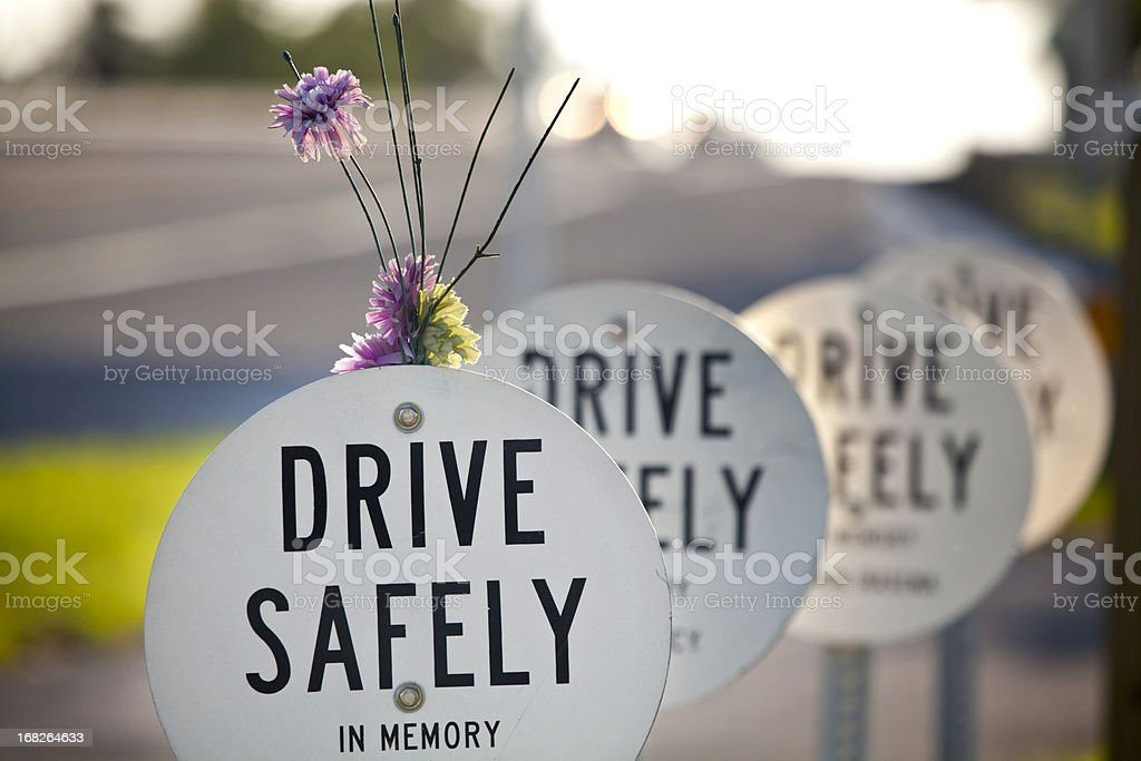 In Memory royalty-free stock photo
