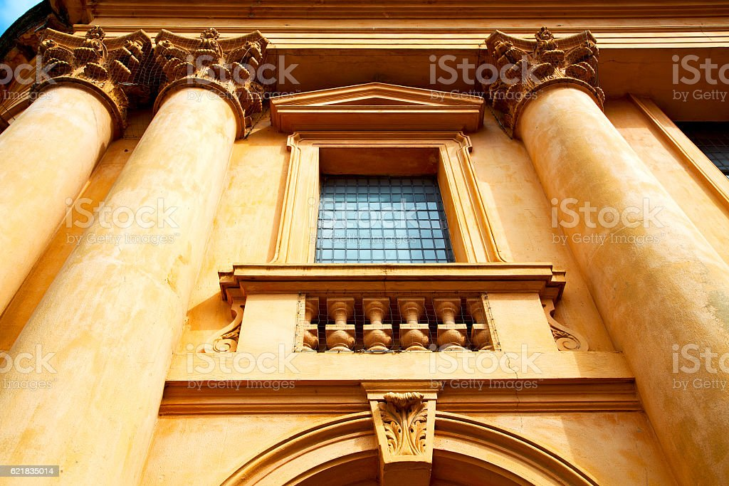 in notting hill  europe ol construction    history stock photo