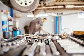 In Repair Service