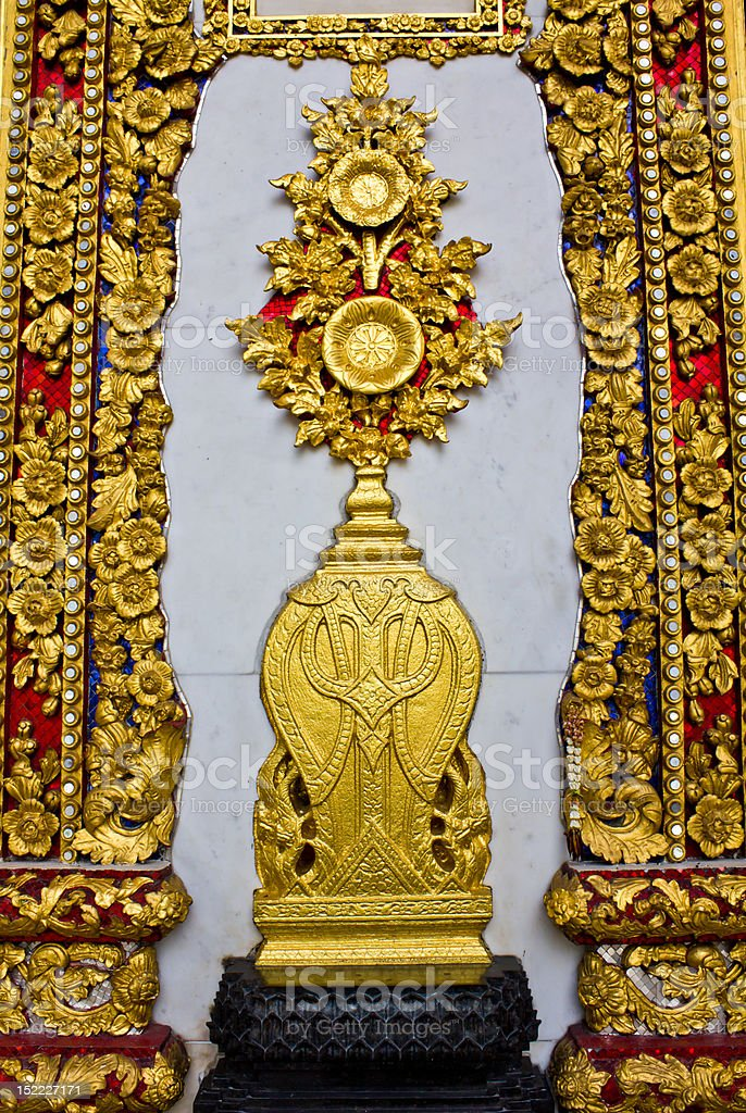 """in thai call """"Sema"""" it's mean to temple area royalty-free stock photo"""