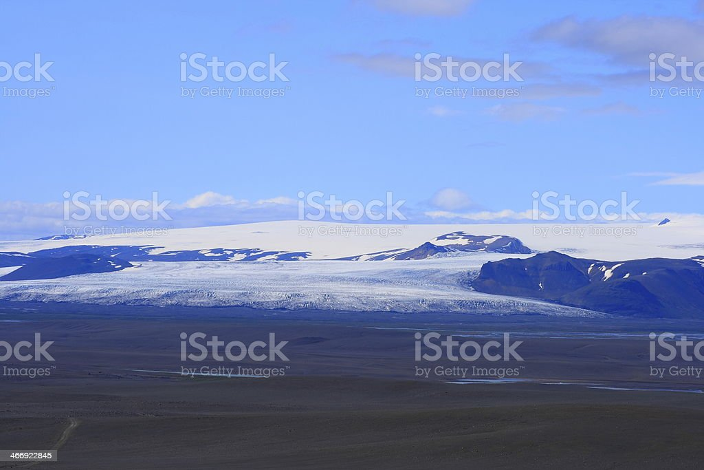 In the central highlands royalty-free stock photo