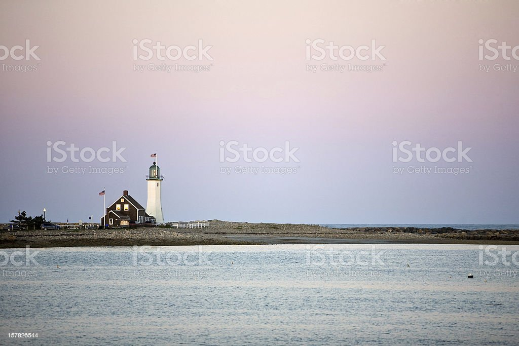 In the distance royalty-free stock photo