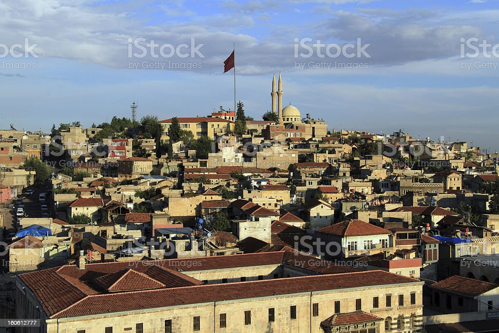 In the Gaziantep stock photo