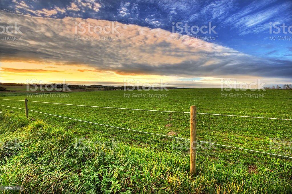 In the heartland... stock photo