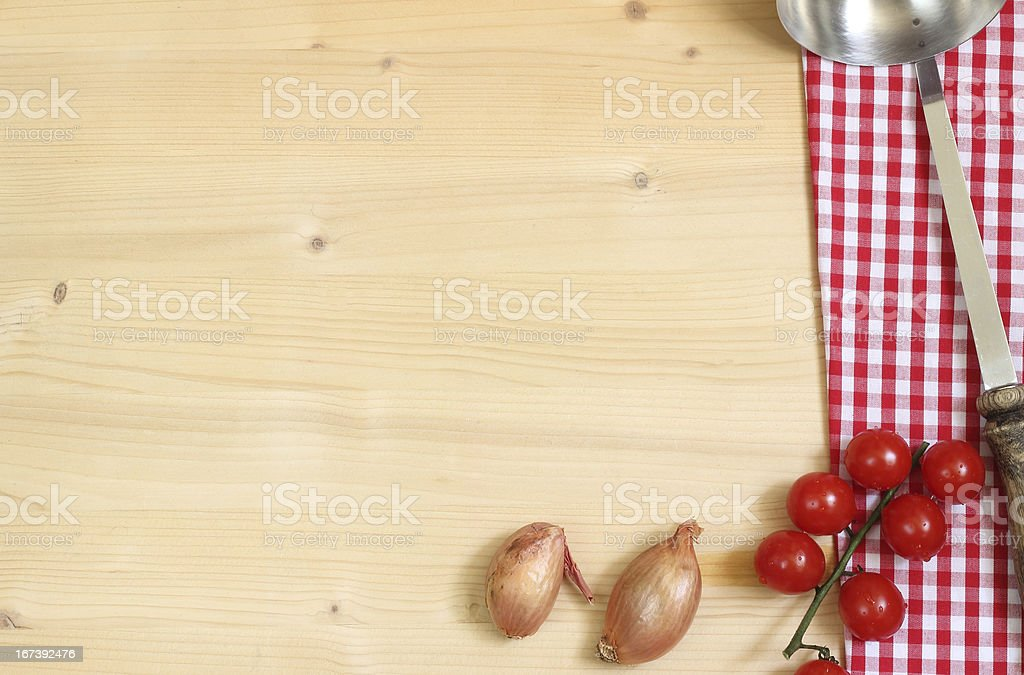 in the kitchen royalty-free stock photo