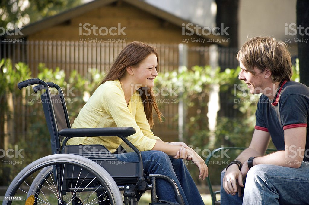 Dating site for the physically challenged