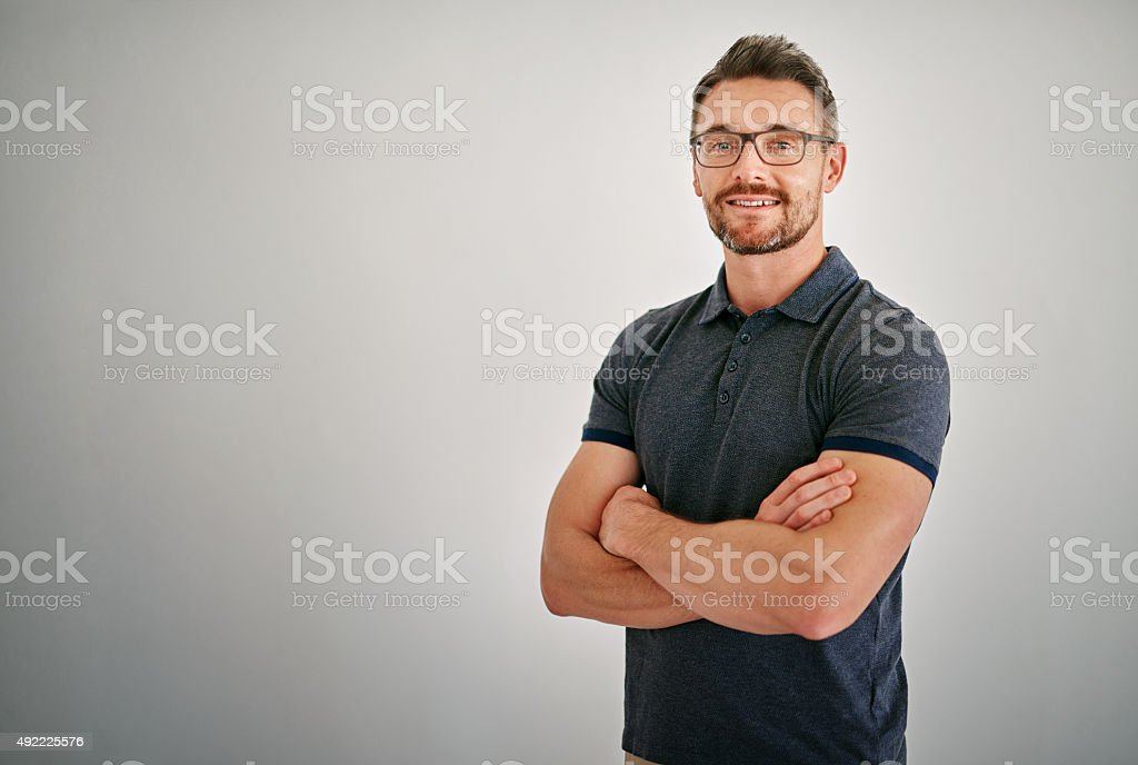 In the prime of my life stock photo