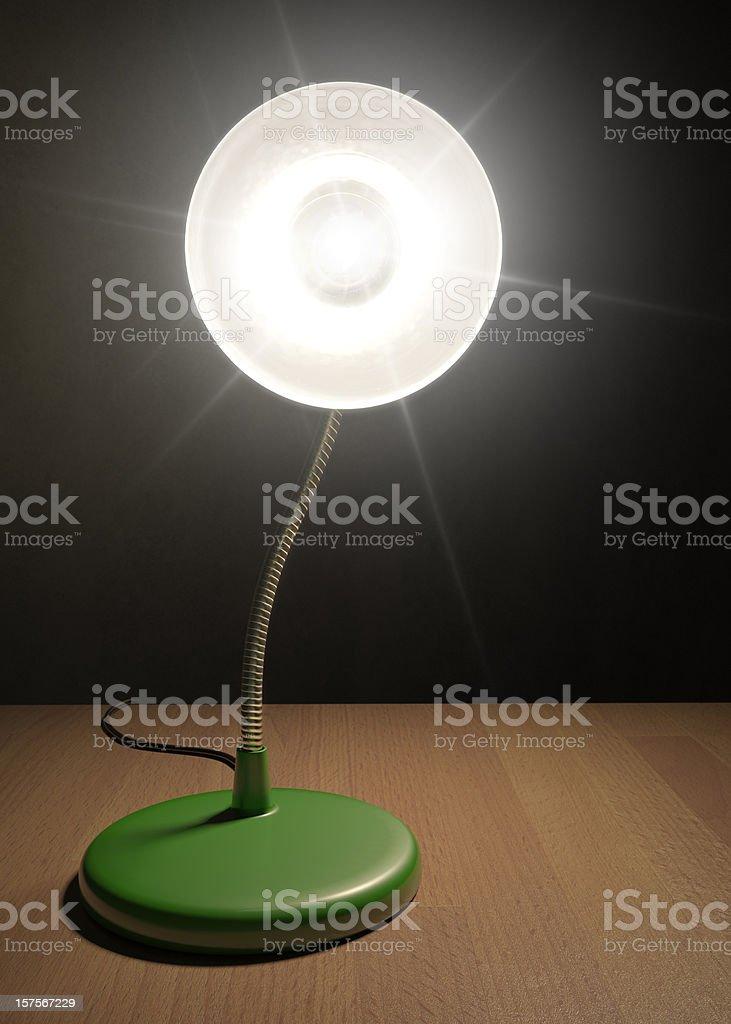 In the Spotlight stock photo