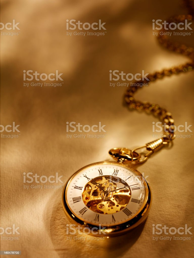In Time stock photo