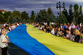 In Uzhhorod celebrated the Day of the State Flag of