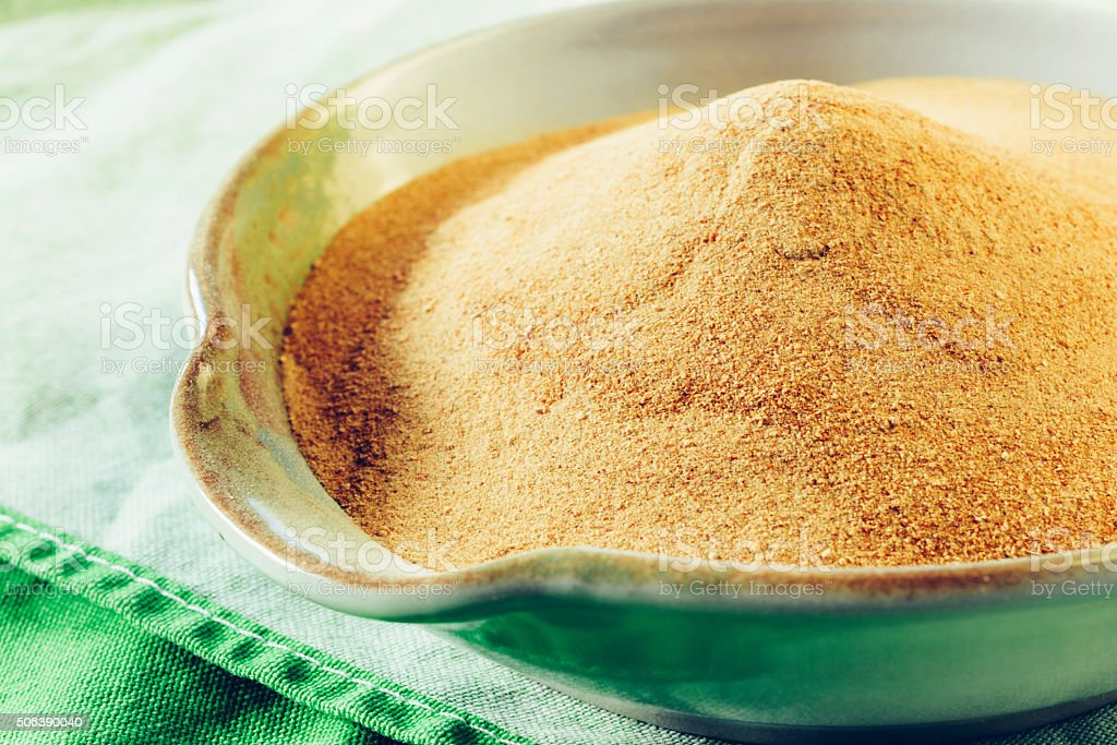 Inactive Brewer's Yeast stock photo