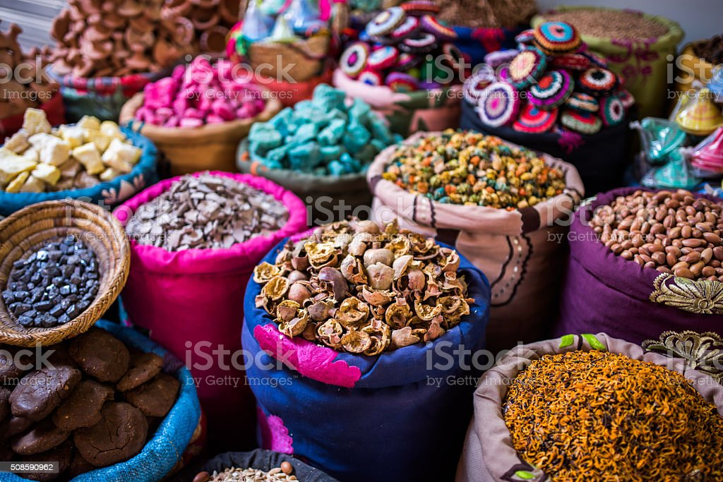 Incense for sale stock photo