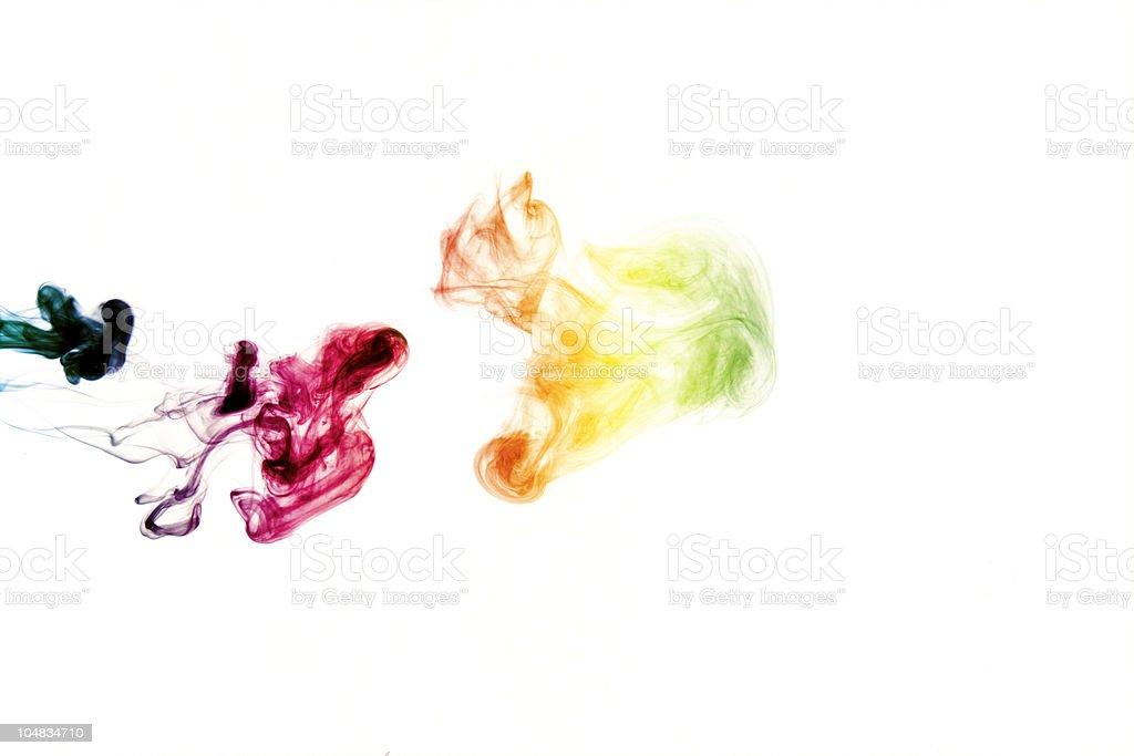 Incense Series stock photo