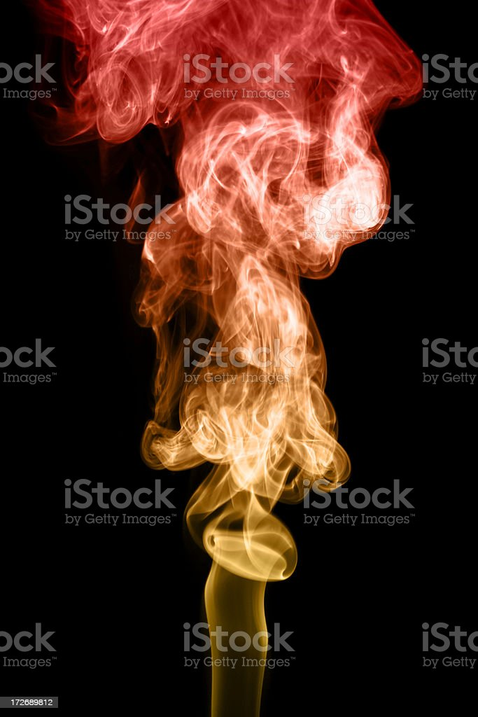 Incense series royalty-free stock photo