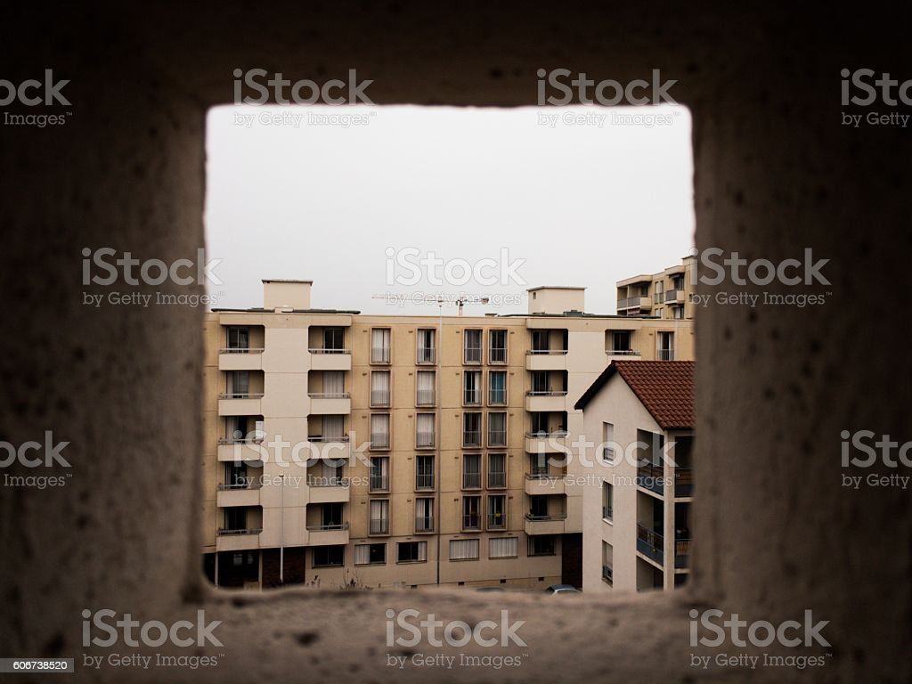 Inception stock photo