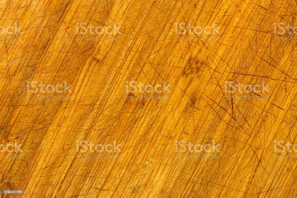 indented surface of the cutting board with stock photo