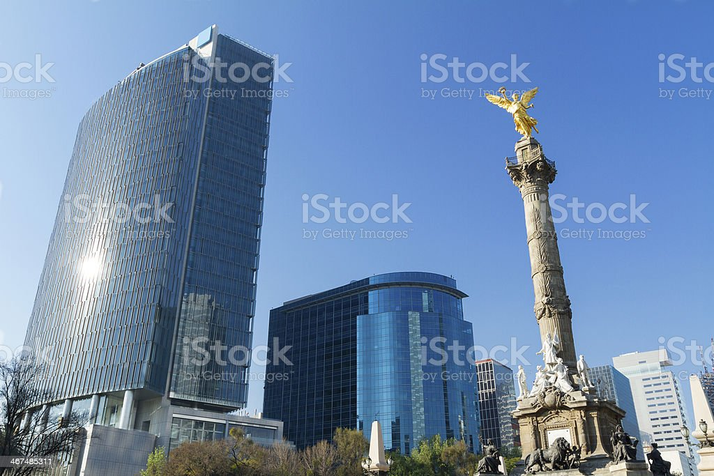 Independence angel stock photo