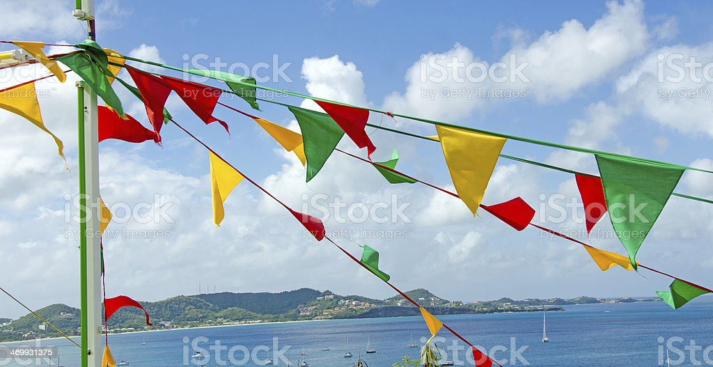 Independence Parade Day stock photo