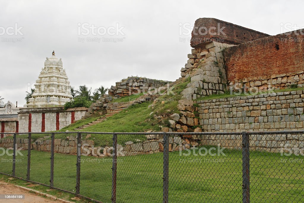 India temple royalty-free stock photo