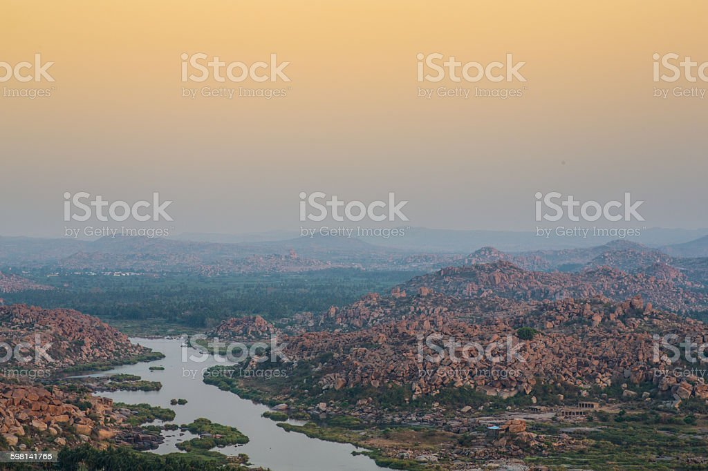India_Travel_View stock photo