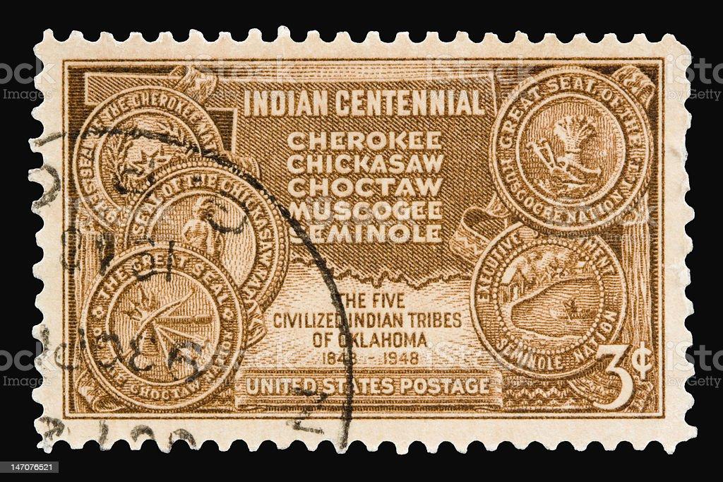 Indian 1948 stock photo