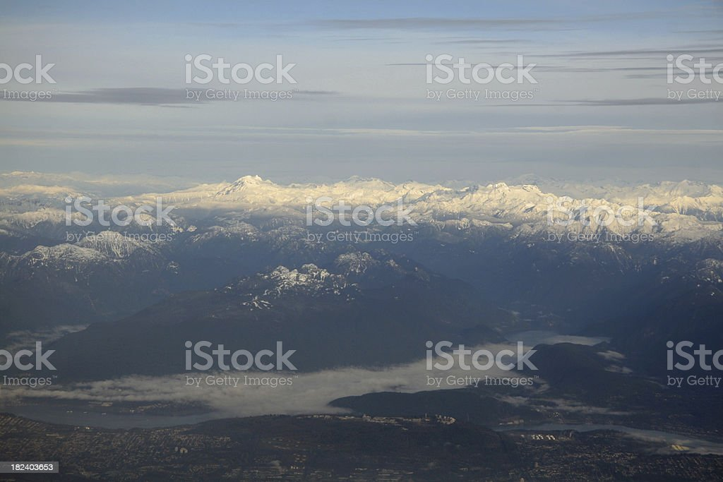 Indian Arm royalty-free stock photo