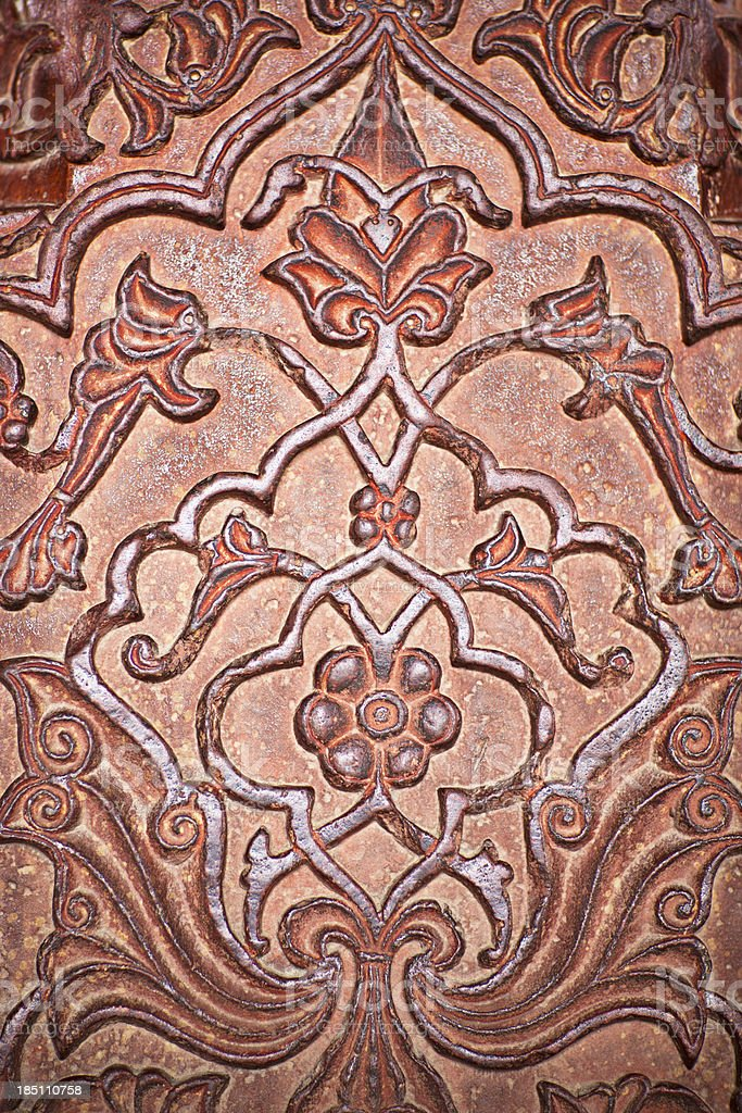 Indian background royalty-free stock photo