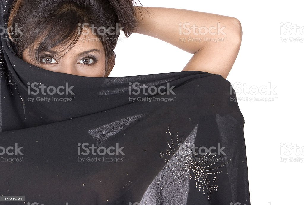 Indian Beauty royalty-free stock photo