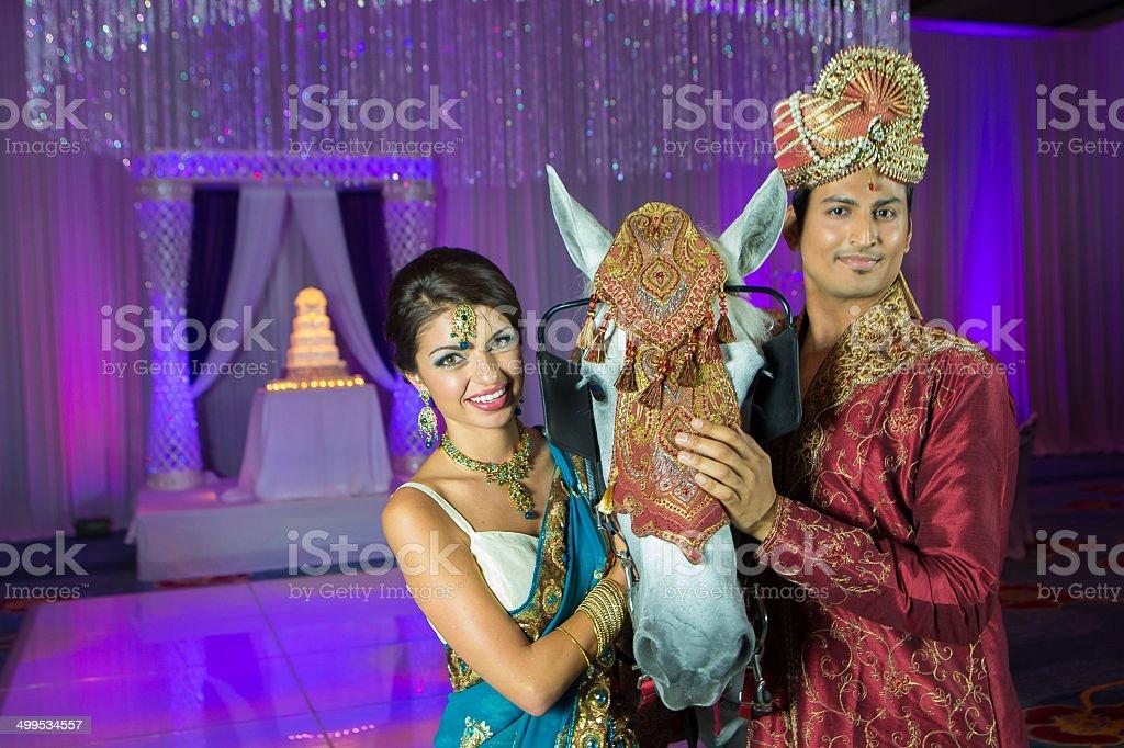 Indian Ceremony stock photo